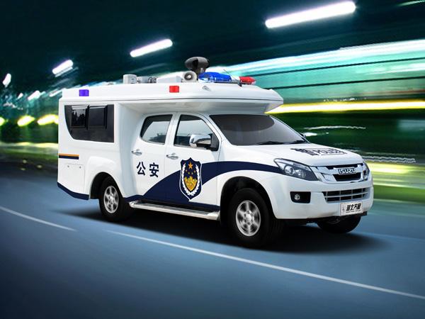 QXC5030XZH巡逻指挥车