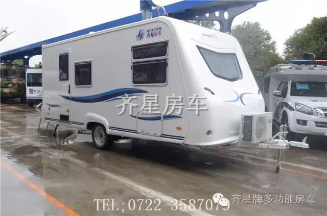 6F6型营地房车
